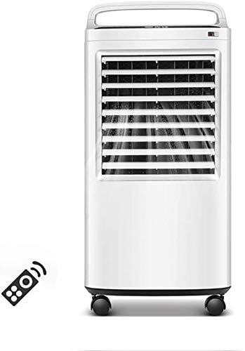 Torenventilator-binnen energiebesparende ventilator, zelfgemaakte watergekoelde ventilator, draagbare mobiele intelligente koelventilator, geschikt voor slaapkamer en thuiskantoor