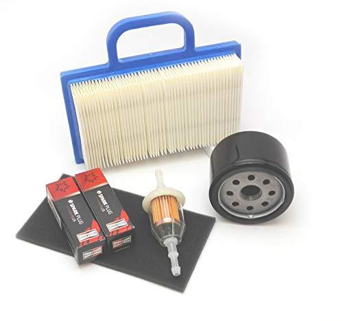 Service Überhol Kit für Briggs und Stratton 16-18 HP V-Twin Intek 40G777 405577 406577 + 405777 406777 407777