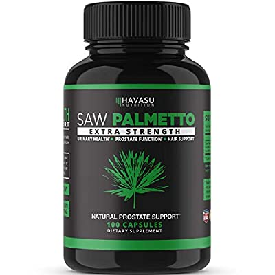saw palmetto prostate supplement