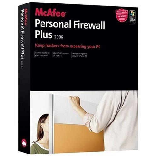McAfee Personal Firewall Plus 7.0 CD