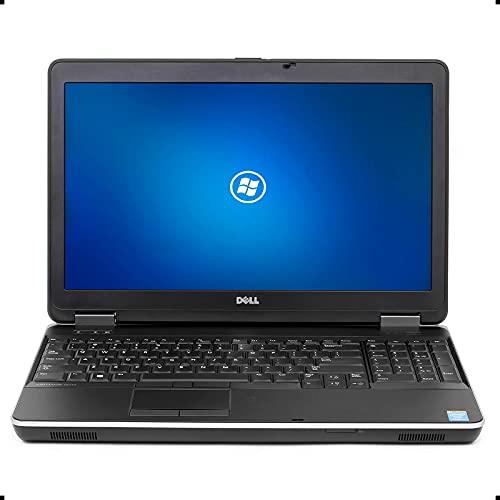 Dell Latitude E6540 15.6in Laptop, Intel Core i7 4600M 2.9Ghz, 16GB DDR3 RAM, 512GB SSD Hard Drive, Full HD 1080p, HDMI, Webcam, DVDRW, Windows 10 Pro x64 (Renewed)