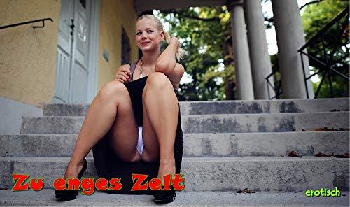 Zu Enges Zelt - Erotische Lesbische Geschichte