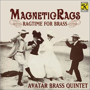 Magnetic Rags-Ragtime for Bras