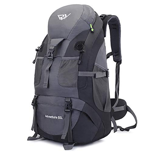 Russel Molly Hiking Backpack, 50l Camping Lightweight Bag for Outdoor