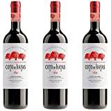 Coto De Hayas Roble Vino Tinto - 3 botellas x 750ml - total: 2250 ml
