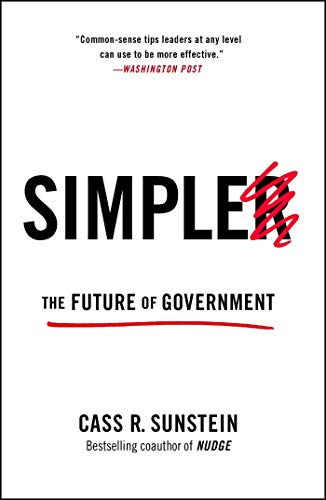 Simpler: The Future of Government (English Edition)