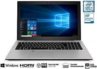 """Notebook Vaio FIT 15S i7-8550U 8GB 256GB SSD 15.6"""" FullHD VJF157F11X-B0611S"""