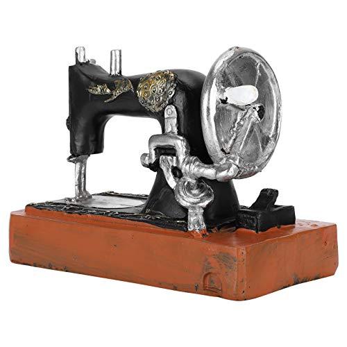 Decoración Realista del Escritorio de la máquina de Coser, Mini máquina de Coser, para el Regalo de cumpleaños