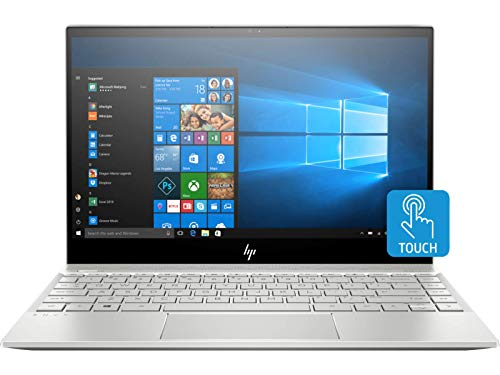 HP ENVY 13-AH1004NA, Intel Core i7-8565U (1.8 GHz base frequency, up to 4.6 GHz with Intel Turbo Boost Technology, 8 MB cache, 4 cores) 16GB RAM, 512GB SSD 13.3' NOTEBOOK- INC 2 YR WARRANTY