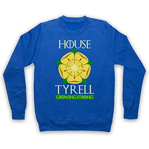 Inspired Apparel Inspirado por Game of Thrones House Tyrell No Oficial Adultos Sudadera