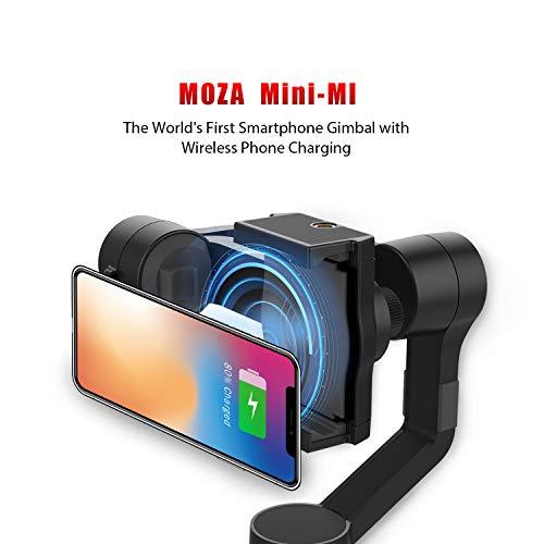 MOZA『Mini-MIスマホジンバル』