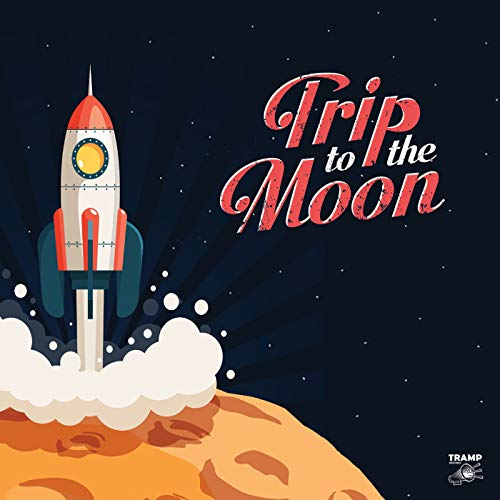 Trip To The Moon R&B Garage Rock And Dee