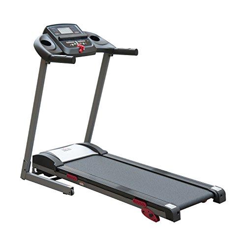 Homcom Laufband LCD Display Heimtrainer Fitnessgerät