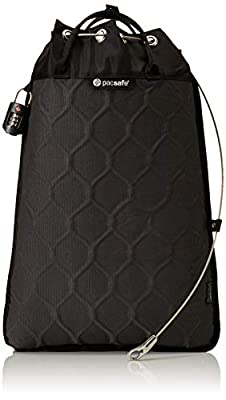 Pacsafe Dry 15L Travelsafe Anti-Theft Waterproof Backpack Charcoal One Size