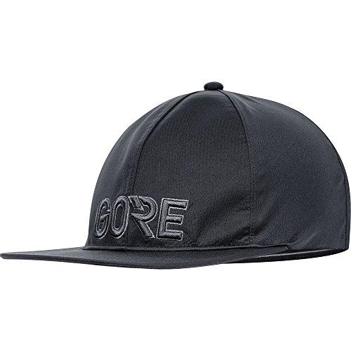 GORE Wear, Gorra impermeable, GORE M GORE-TEX Team Cap, Talla: ONE, Color: Negro, 100060