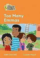 Level 4 – Too Many Emmas (Collins Peapod Readers)