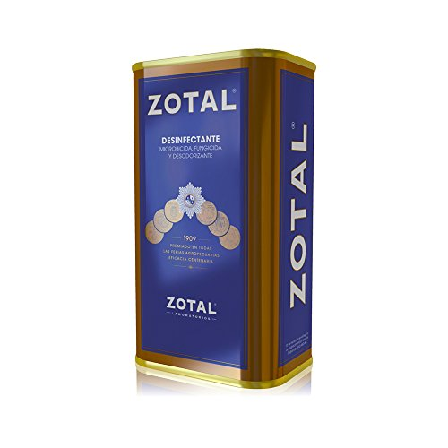 DESINFECTANTE ZOTAL 250ML