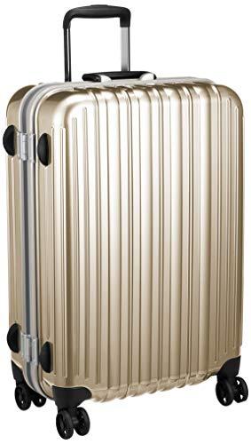 [マンハッタンエクスプレス] スーツケース フレーム フリークII 63L 67.5 cm 4.4kg ゴールド