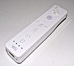 Genuine Nintendo Wii White Controller Remote Wand RVL-003 Wii Motes (Renewed)