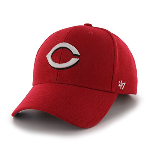 Cincinnati Reds MVP Adjustable Cap