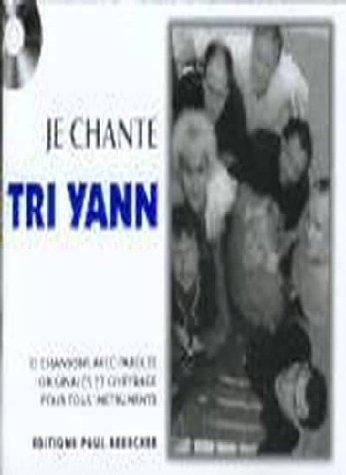 Partition : Je chante Tri Yann