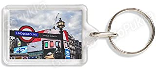 london underground keyring