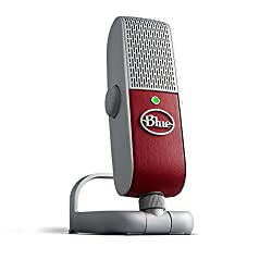 Small and Portable Microphone for Podcasting that Joe Rogan uses