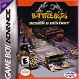 Battlebots Design & Destroy