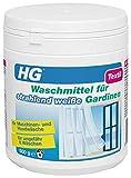 HG Waschmittel für strahlend weiße Gardinen -