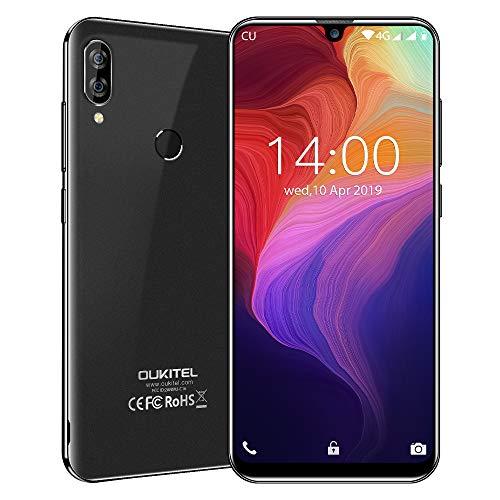 OUKITEL C16 PRO スマートフォン本体 4G Simフリースマホ本体 5.71 インチ3GB RAM + 32GB ROM 2600mAh バッテリーデュアルSIM (Nano)携帯電話