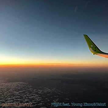 Flight (feat. Young Zizou & Takut)