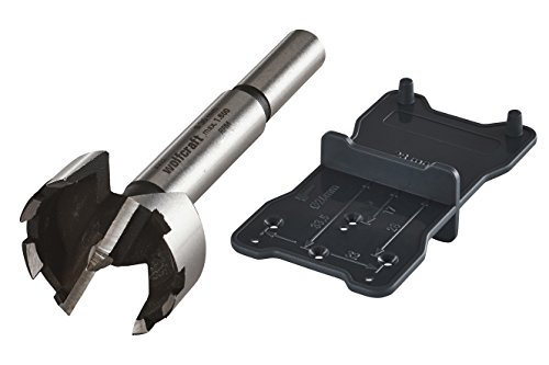 Wolfcraft 8728000 - Kit per Creazione Fori Cerniere