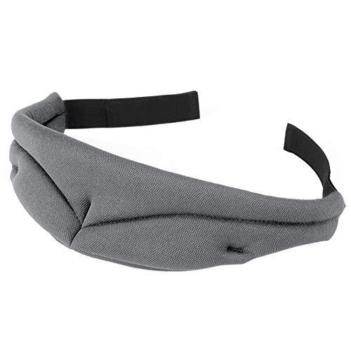 MiaoMiaogi Slaapmasker voor vrouwen en mannen, draagbaar, voor reizen, ontspanning, Aid Eyeshade, B