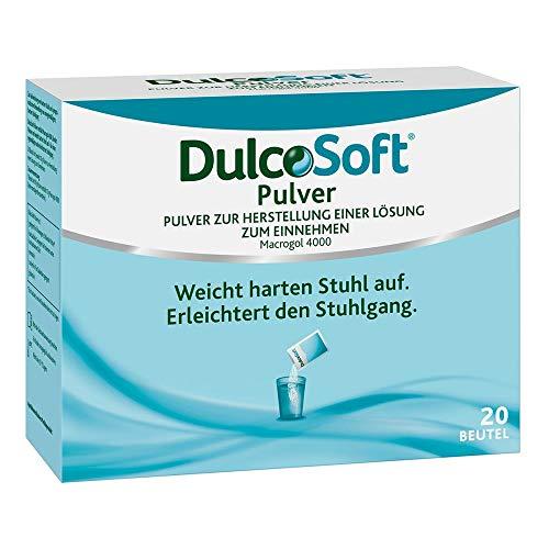 DulcoSoft Pulver bei Vers 20X10 g