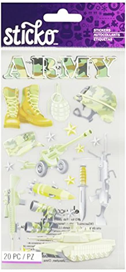 Sticko Army Stickers