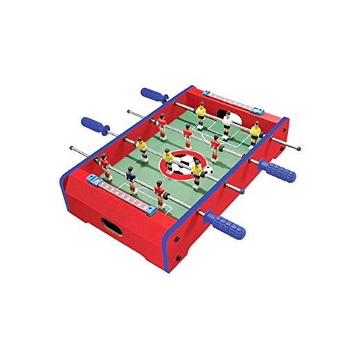 %23 OFF! softneco Portable Football Table with Balls,Mini Foosball Table Games for Kids,Fun Recreati...