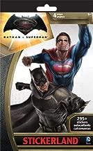 Batman Vs Superman Sticker Book - 295+ Stickers
