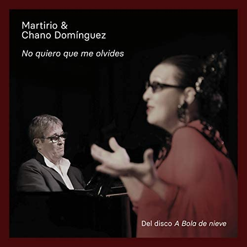 Martirio & Chano Domínguez