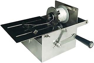 MXBAOHENG Machine à nouer les saucisses en acier inoxydable 42 mm