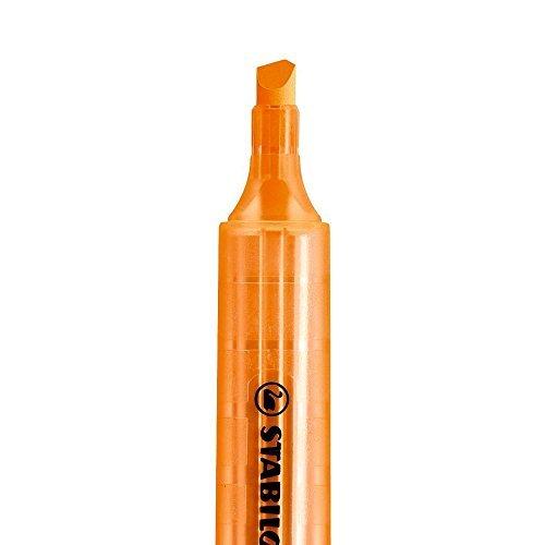 STABILO 11482 Swing Cool Surligneur Tracé 1-3 mm encre liquide pigmentation niveau encre visible