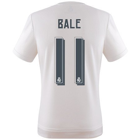 Trikot Adidas Real Madrid 2015-2016 Home - Bale [Größe XL]