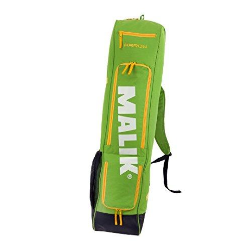 MALIK Arrow Stick Bag (grün) - Hockeyschlägertasche