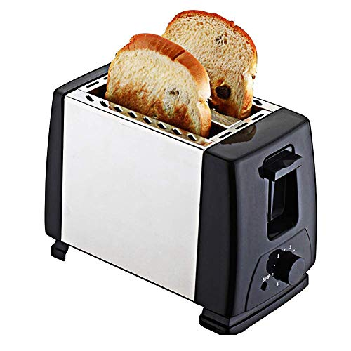 Best Deals! YANG Automatic Toaster, Bread Maker, Toaster with 2X Wide Width Slits for Up To 4X Discs...
