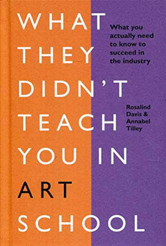 What They Didn't Teach You in Art School: What you need to know to survive as an artist (What They Didn't Teach You In School, Band 3)