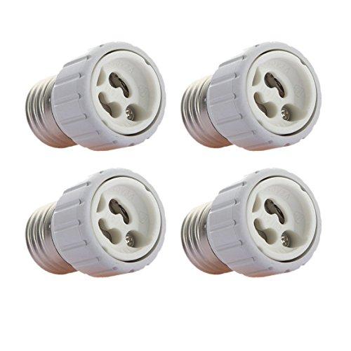 Elinkume GU10- Adaptateur de Base LED