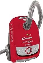 CANDY Vaccume Cleaner, 2L, CLOTH BAG 1400W 2in 1 RED RACE/DARK - CCP1401 003