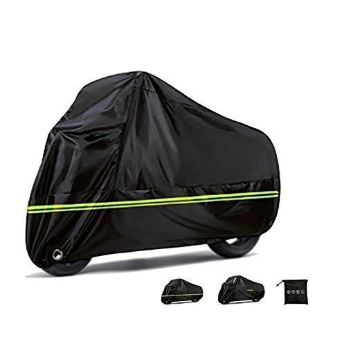 Fundas para motos Cubierta completa de la motocicleta compatible con la cubierta de la moto BMW F 900R, la campana de motocicleta duradera impermeable a prueba de agua con la tira reflectante