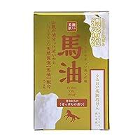 潤い美肌 馬油石鹸 100g