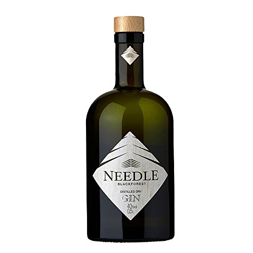 Needle Gin - Blackforest Distilled Dry Gin (0,5l)
