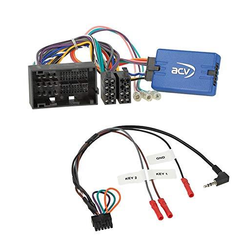 Stuurwiel afstandsbediening adapter interface SWC geschikt voor Citroen Jumper bus, 250VP1/P2 / Blue&Me / inkl Relais